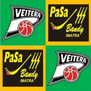 Veiterä-Pasa-logot