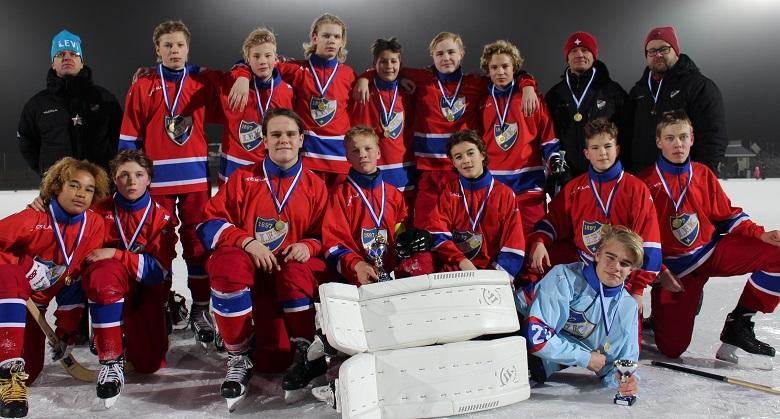 Voittajaryhmä HIFK