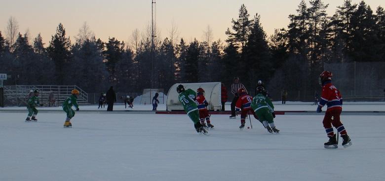 HIFK oli turnauksen paras joukkue ja se pelasi vaarallisesti.