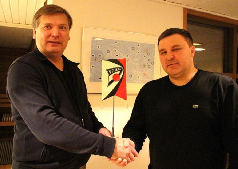 A Nikisov ja M Tepponen - 780