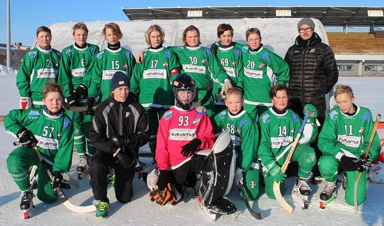 Joukkuekuva Oulu 780