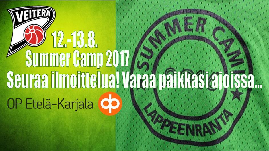 Pyörivään - Summer Camp 2017